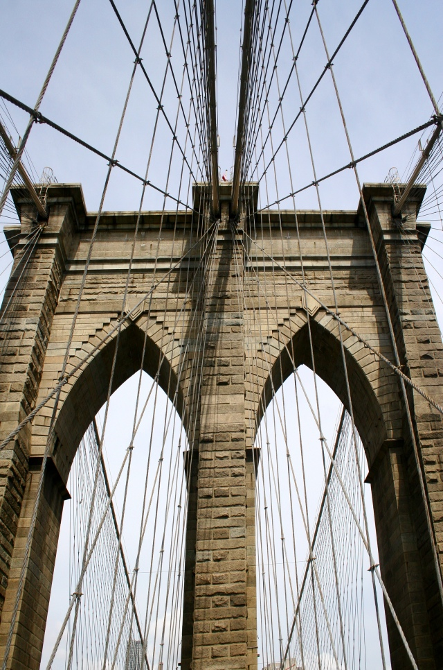 Cables of the Brooklyn Bridge 003