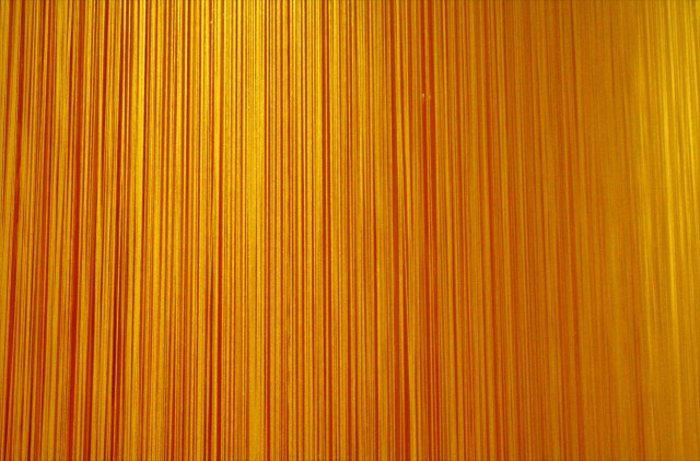 Curtain installation at Mpls Institute of Arts