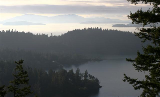 Pacific Coast scenic, near Bellingham, WA 002