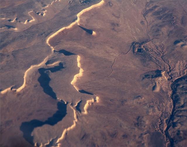 Desert shapes