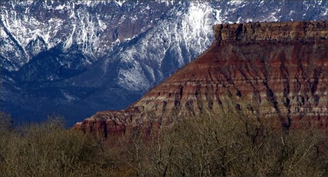 SW Utah scenic near Zion Natl Park 006