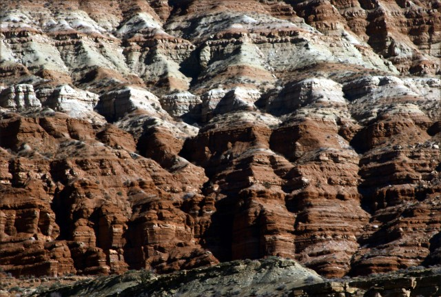 Layers of the ions, Utah 003