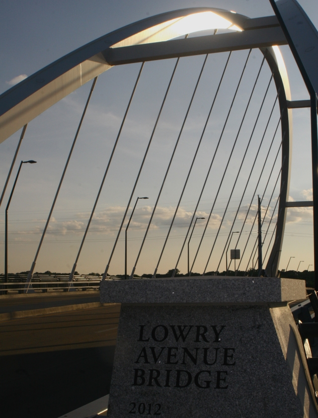 Lowry Bridge series 001