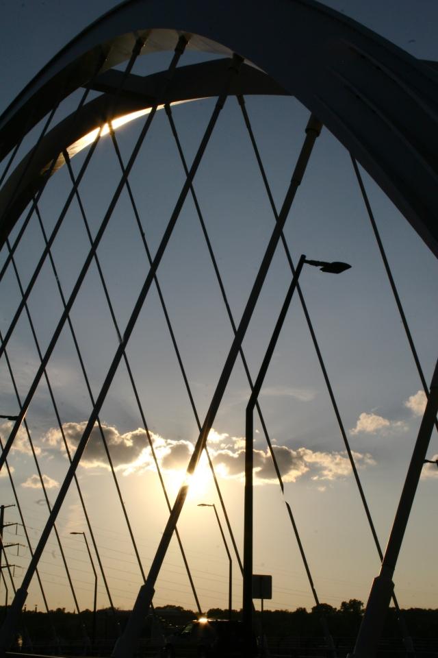 Lowry Bridge series 015