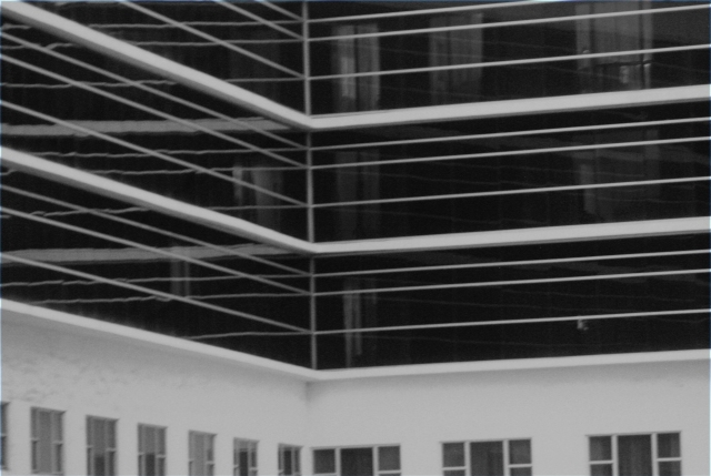 Lines in Black and white, Miami Beach Hotel 002