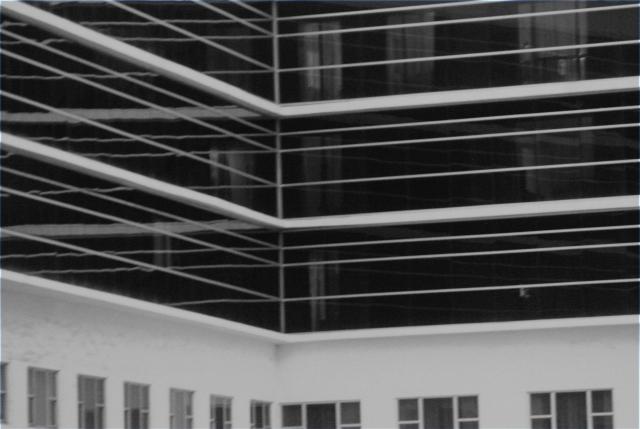 Lines in Black and white, Miami Beach Hotel 002