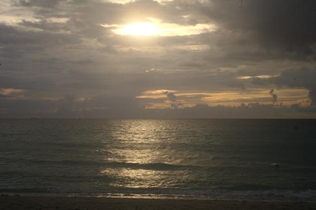 Morning over Miami