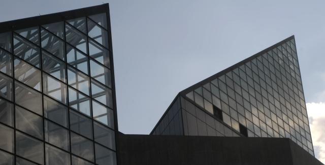 Glass peaks, Nationa Aquarium