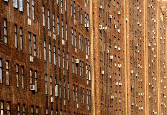 Facades of Manhattan