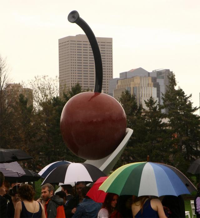 Mingle among the Cherry