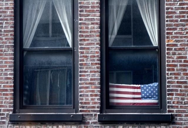 New York Patriotism, Manhattan