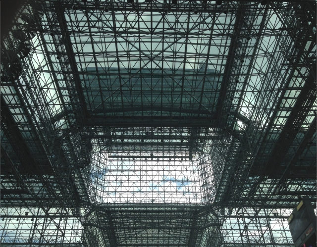 Jacob Javits Convention Ctr Superstructure