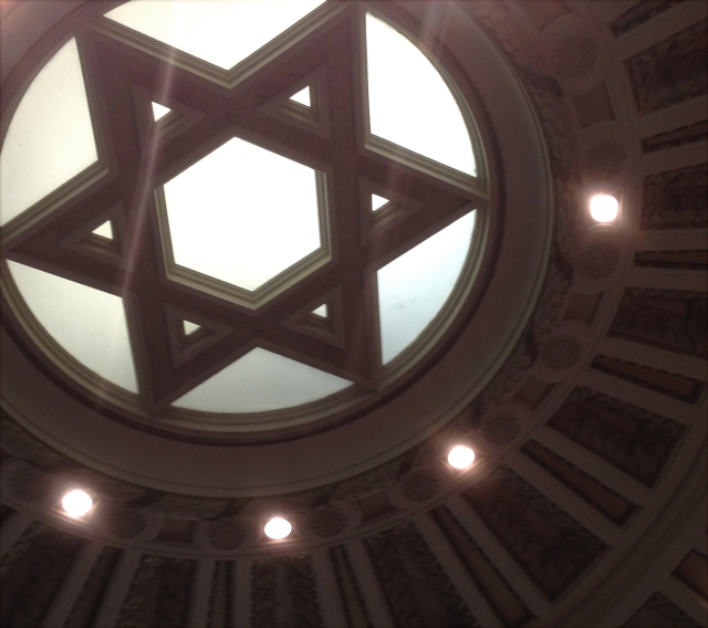 Star of David, Sonya's Bat Mitvah