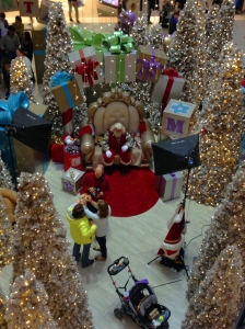 Mega Santa of the North Mall, Mall of America