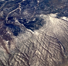 Western US landscape - Feb 2014