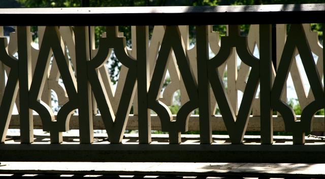 Spindles of form, Neuemberg Gardens Minnetrista