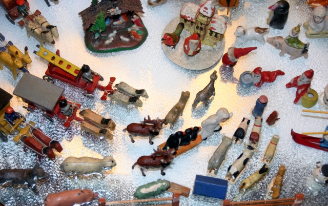 Christmas minitures