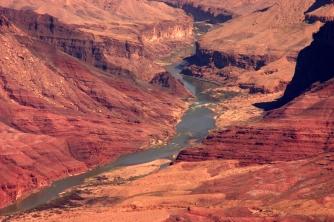 A river runs thru it, Grand Canyon and the Colorado River 3.17.16