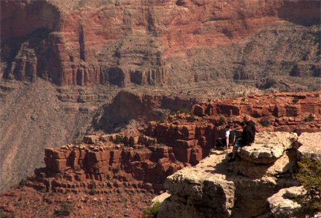 Creeping closer, Grand Canyon 3.16.16