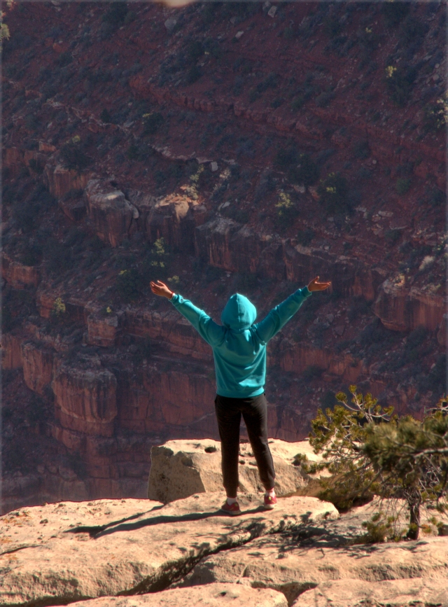 Joy of the Canyon, Grand Canyon 3.17.16