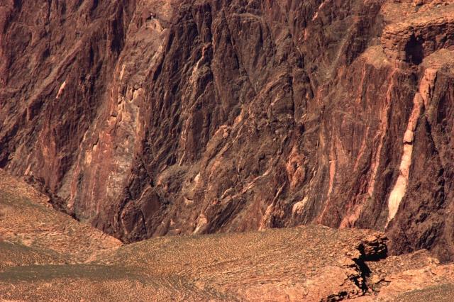 Lower canyon scenics, Grand Canyon 3